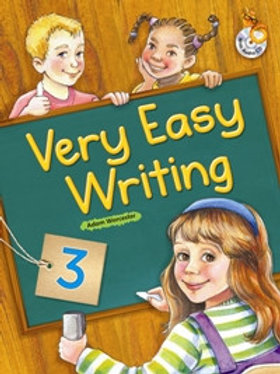 Very Easy Writing  3 Student Book with Workbook - BIGBOX Access Code