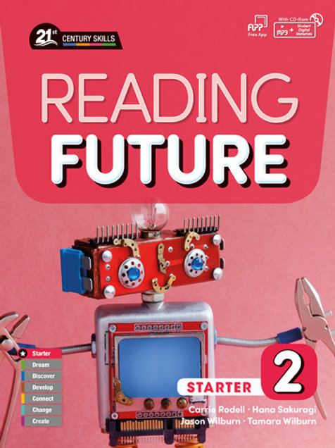 Reading Future Starter 2 Student Book with Workbook - BIGBOX Access Code