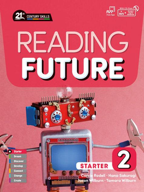 Reading Future Starter 2 Student Book with Workbook - BIGBOX Access Code
