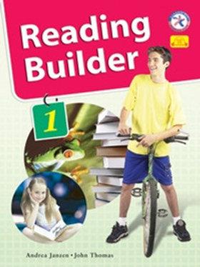 Reading Builder 1 Student Book - BIGBOX Access Code