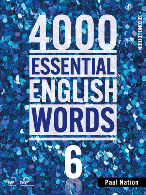 4000 Essential English Words Second Edition 6 Student Book - BIGBOX Access Code