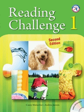 Reading Challenge Second Edition 1 Student Book - BIGBOX Access Code