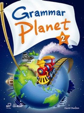 Grammar Planet 2 Student Book with Workbook - BIGBOX Access Code