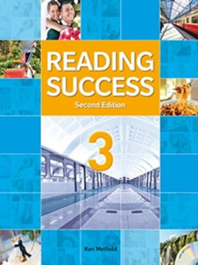 Reading Success Second Edition 3 Student Book - BIGBOX Access Code
