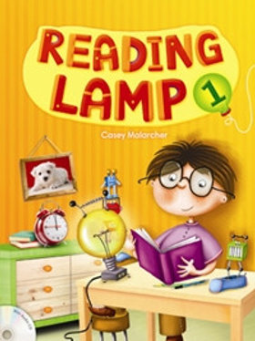 Reading Lamp 1 Student Book with Workbook - BIGBOX Access Code