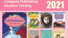 Compass Publishing Readers Catalogが完成しました。