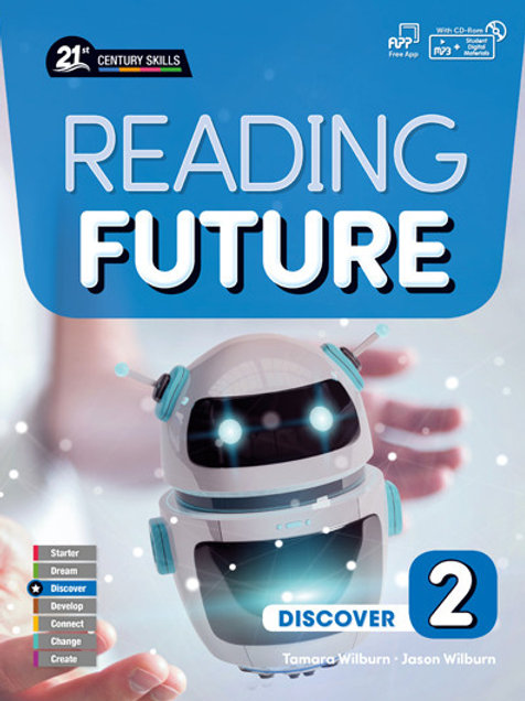 Reading Future Discover 2 Student Book with Workbook - BIGBOX Access Code