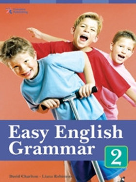 Easy English Grammar 2 Student Book - BIGBOX Access Code