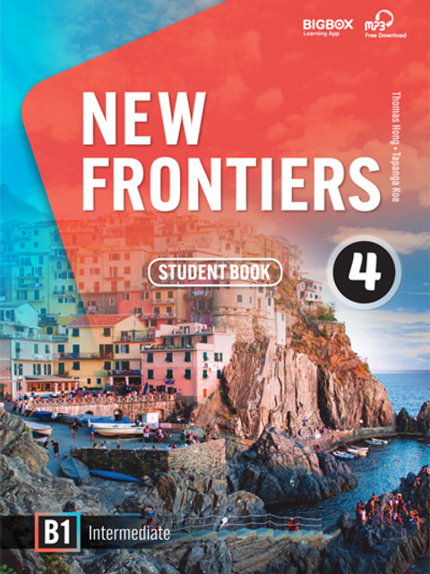 New Frontiers 4 Student Book - BIGBOX Access Code