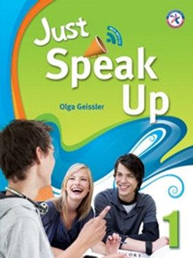 Just Speak Up 1 Student Book - BIGBOX Access Code