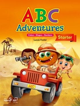 ABC Adventures Starter Student Book - BIGBOX Access Code