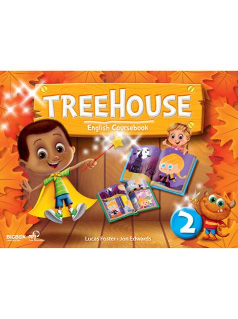 Treehouse 2 Student Book - BIGBOX Access Code