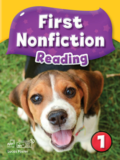 First Nonfiction Reading 1 Student Book with Workbook - BIGBOX Access Code