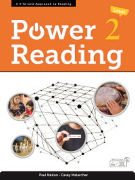 Power Reading Level 2 Student Book - BIGBOX Access Code
