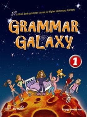 Grammar Galaxy 1 Student Book with Workbook - BIGBOX Access Code