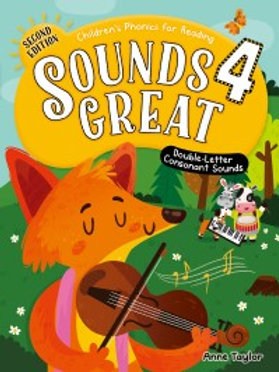 Sounds Great Second Edition 4 Student Book - BIGBOX Access Code