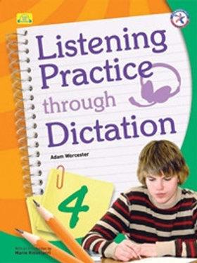 Listening Practice through Dictation 4 Student Book - BIGBOX Access Code