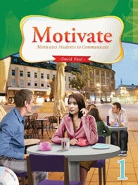 Motivate 1 Student Book - BIGBOX Access Code