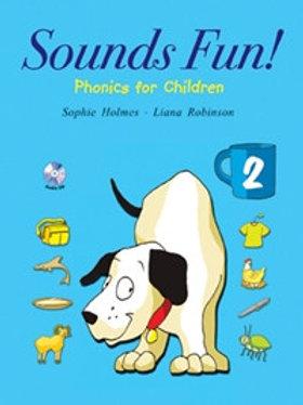 Sounds Fun! 2 Student Book - BIGBOX Access Code