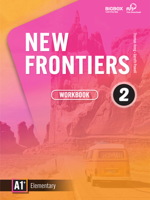 New Frontiers 2 Workbook- BIGBOX Access Code