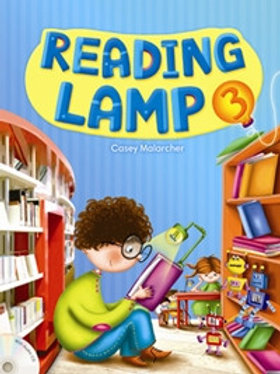 Reading Lamp 3 Student Book with Workbook - BIGBOX Access Code