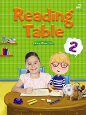 Reading Table 2 Student Book with Workbook - BIGBOX Access Code