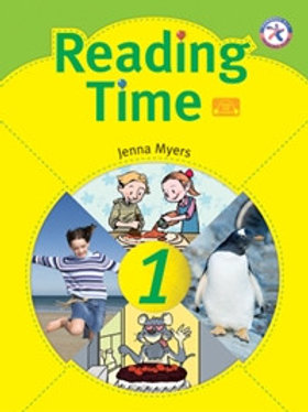 Reading Time 1 Student Book - BIGBOX Access Code
