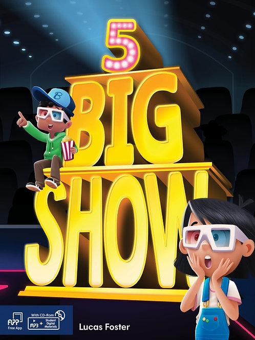 Big Show 5 Student Book - BIGBOX Access Code