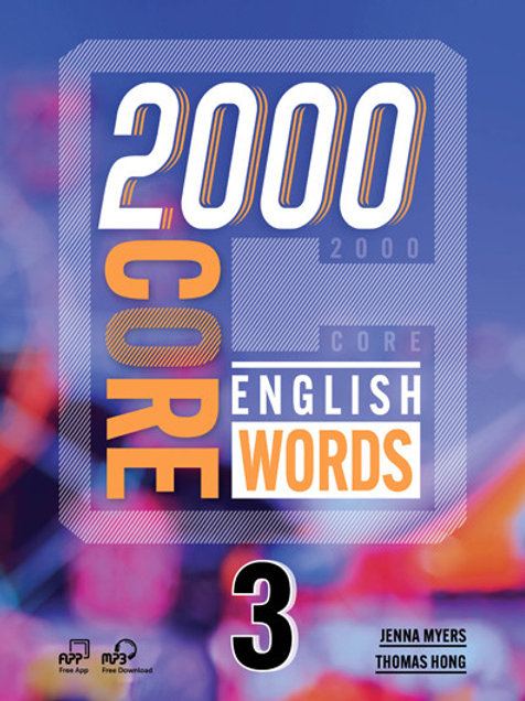 2000 Core English Words 3 Student Book - BIGBOX Access Code