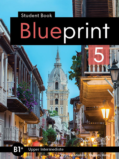 Blueprint 5 Student Book - BIGBOX Access Code