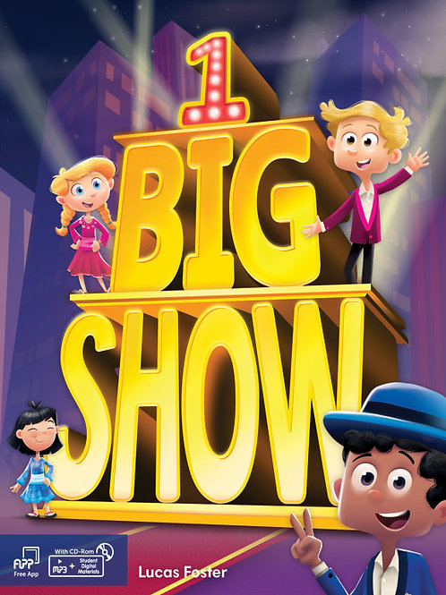 Big Show 1 Student Book - BIGBOX Access Code