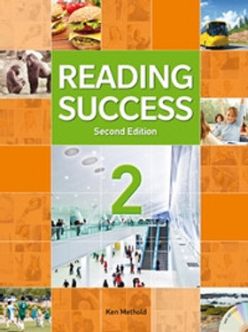 Reading Success Second Edition 2 Student Book - BIGBOX Access Code