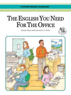 The English You Need for the Office Student Book - BIGBOX Access Code