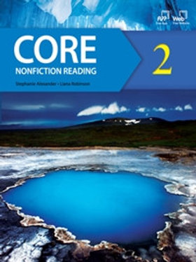 Core Nonfiction Reading 2 Student Book with Workbook - BIGBOX Access Code