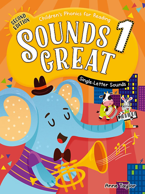 Sounds Great Second Edition 1 Student Book - BIGBOX Access Code