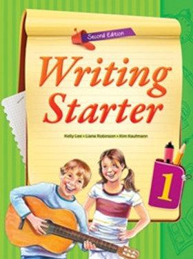 Writing Starter Second Edition 1 Student Book - BIGBOX Access Code