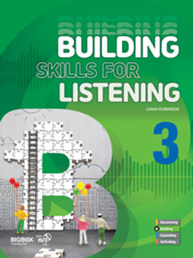 Building Skills for Listening 3 Student Book - BIGBOX Access Code