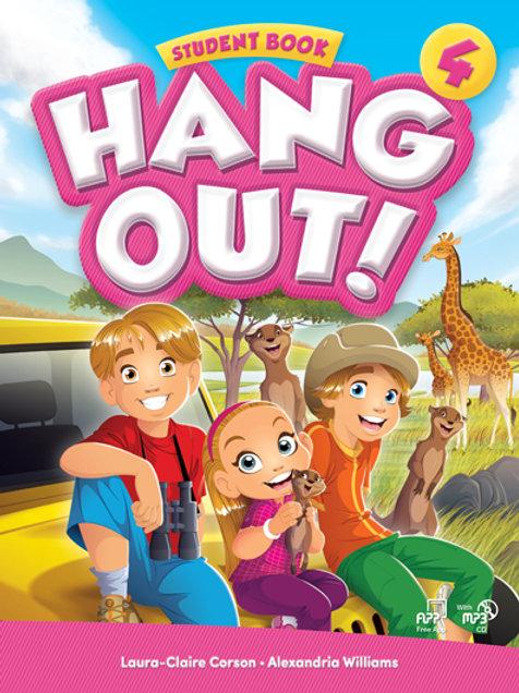 Hang Out 4 Student Book - BIGBOX Access Code