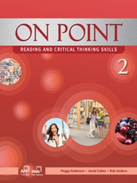 On Point Reading and Critical Thinking Skills 2 Student Book - BIGBOX Access Cod