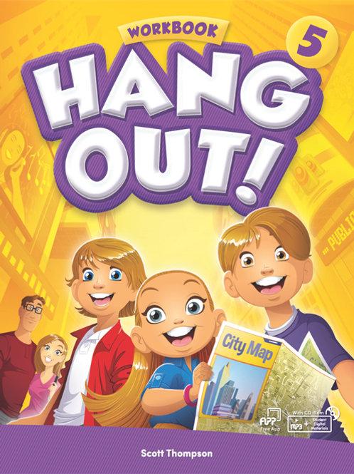 Hang Out 5 Workbook - BIGBOX Access Code