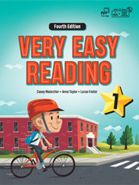Very Easy Reading Fourth Edition 1 Student Book - BIGBOX Access Code