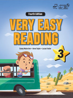 Very Easy Reading Fourth Edition 3 Student Book - BIGBOX Access Code