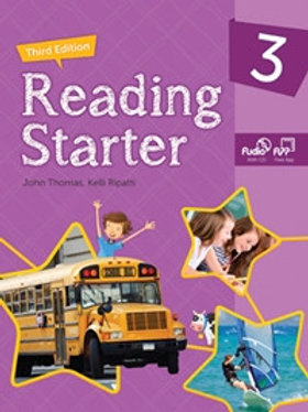 Reading Starter Third Edition 3 Student Book with Workbook - BIGBOX Access Code