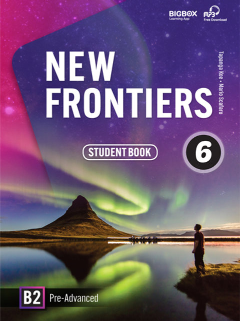New Frontiers 6 Student Book - BIGBOX Access Code