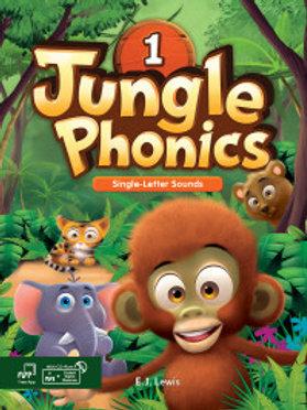 Jungle Phonics 1 Student Book - BIGBOX Access Code