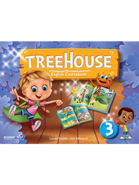 Treehouse 3 Student Book - BIGBOX Access Code