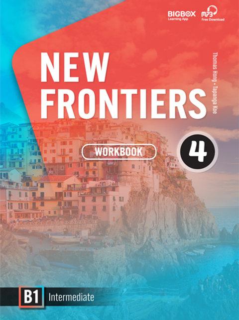 New Frontiers 4 Workbook- BIGBOX Access Code