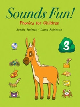 Sounds Fun! 3 Student Book - BIGBOX Access Code
