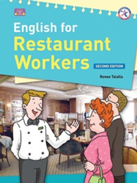 English for Restaurant Workers Second Edition Student Book - BIGBOX Access Code