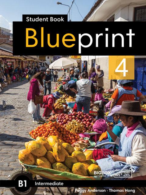 Blueprint 4 Student Book - BIGBOX Access Code